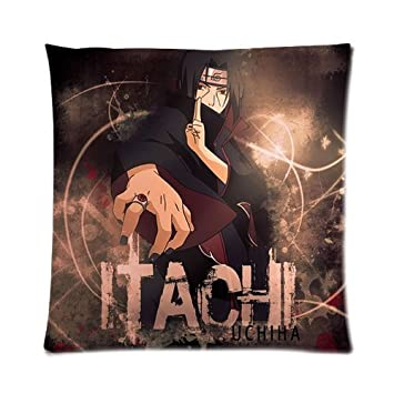 Amazon.com: Anime Naruto Uchiha Itachi Custom funda de ...