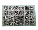 Sherco-Auto 1200 Piece Non Insulated Crimp Terminal Connector Assortment Kit