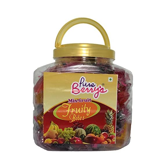 Pureberrys Fruity Bites 1 Kg(New)