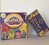 Cranium Board Game & 800 Cards Booster Box 1 by Cranium ( 2 Items)
