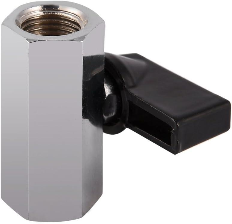 Richer-R G1/4 Thread Water Valve, Aluminium Alloy G1/4 Thread Water Valve Switch for PC Water Cooling System