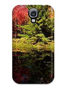 Premium Durable Autumn Fashion Tpu Galaxy S4 Protective Case Cover