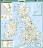British Isles Communication (OS Wall Map)