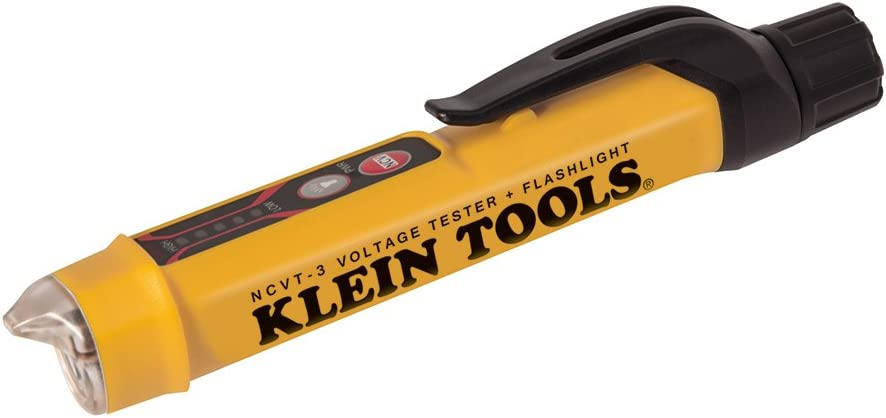Klein Tools NCVT-3, AC and DC Dual Analysis