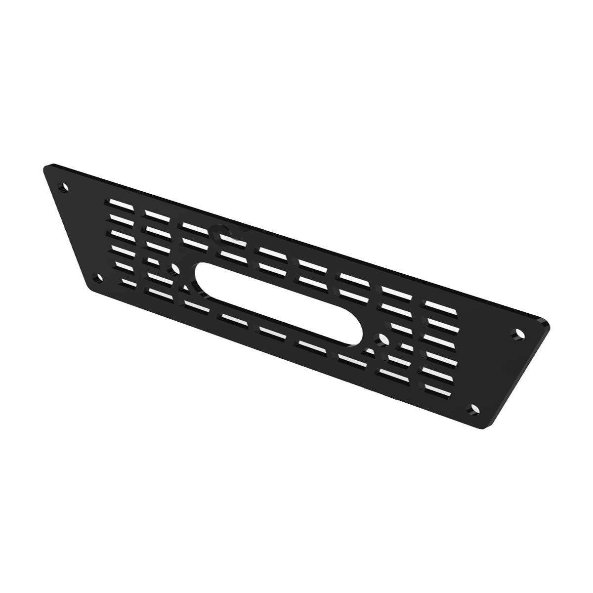 VIPER UTV Winch Fairlead Mount Plate for Textron Stampede by MotoAlliance