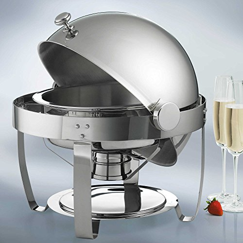 Tramontina Professional Chafing Dish Bufetera Commercial Stainless Steel 6qt