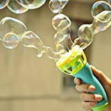 Outdoor toys, bubble guns, blowing bubbles, children's original bubble machine set, the British big name handheld electric blowing fan fan