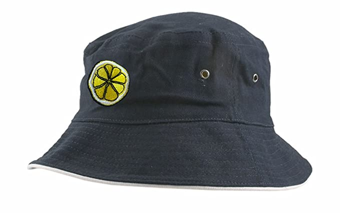 Next Weeks Washing The  Reni  Lemon Slice Bucket Hat.  Amazon.co.uk   Clothing 2eb1debb060