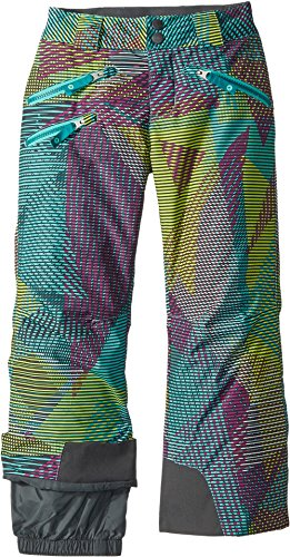 Marmot Kids Girl's Harmony Pants (Little Kids/Big Kids) Waterfall Flash X-Small by Marmot