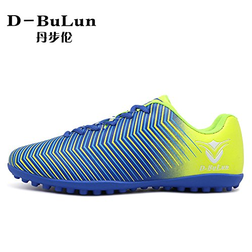 Xing Lin Chaussures De Football Nouveau Adolescent Girl Broken Chaussures De Football, 43, Borland