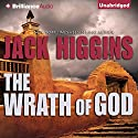 The Wrath of God Audiobook by Jack Higgins Narrated by Michael Page