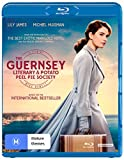 The Guernsey Literary And Potato Peel Society BluRay | Lily James | NON-USA Format | Region B Import - Australia