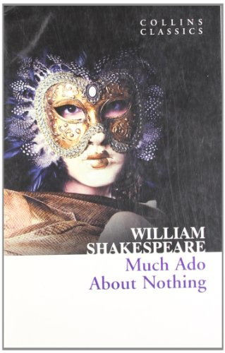 Book cover for Much Ado About Nothing