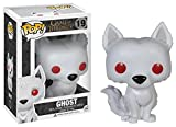 Game of Thrones - Ghost POP TV Figure Toy 3 x 4in