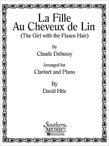 Girl With The Flaxen Hair (La Fille Au Cheveux De (The Girl With The Flaxen Hair Sheet Music)