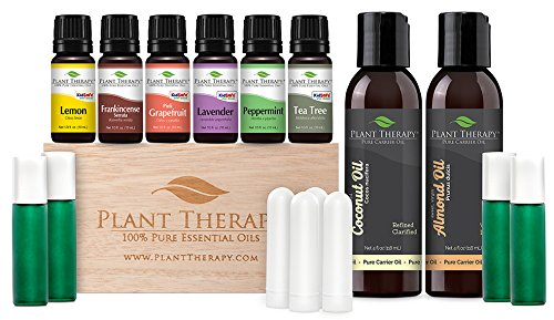 living essential oil starter kit - 8