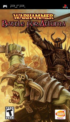 Warhammer WarCry: Battle for Atluma - Sony PSP