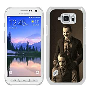 WOSN Jokers Together White Case Cover for Samsung Galaxy S6 Active