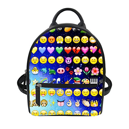 au Emoji8 Advocator Sac Jaune main backpack porté à Advocator Emoji8 packable pour dos femme Av8Ix
