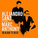 Deja Que Te Bese [feat. Marc Anthony]