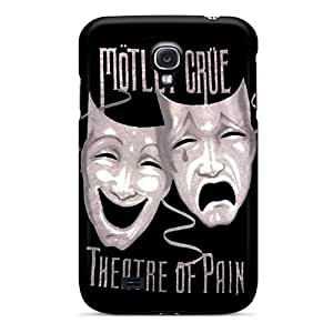 Durable Case For The Galaxy S4- Eco-friendly Retail Packaging(motley Crue)