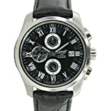 Ingersoll Benton IN1220BK Men's Automatic Wrist Watch Leather Limited Edition