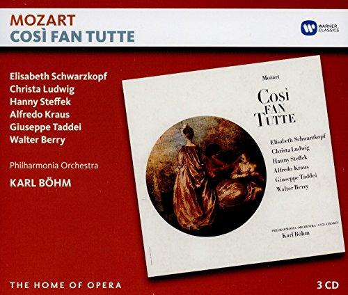 Mozart: Cosi fan tutte (3CD)