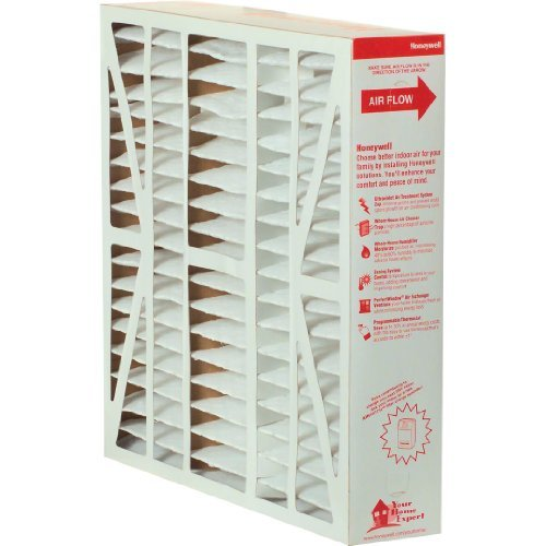 Honeywell Furnace - Honeywell FC100A1029 16 x 25 x 4 Media Air Filter (MERV 11)