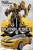 Transformers Poster - Hot New Camaro - 24x36