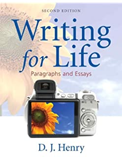 com writing for life paragraphs and essays rd edition  writing for life paragraphs and essays 2nd edition henry writing series