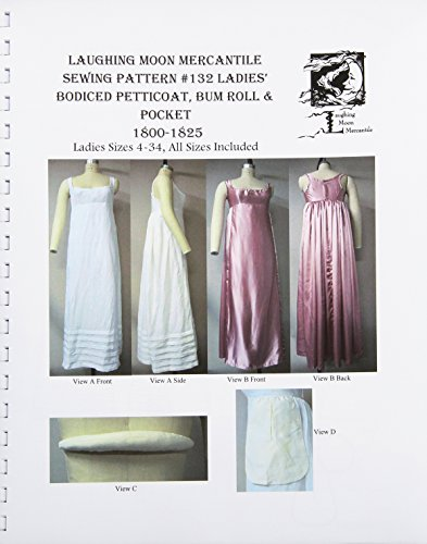 Regency Gown Pattern - 4