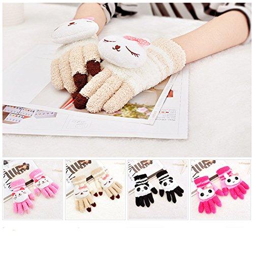 buwicor-1-pair-high-quality-women-winter-warm-knit-gloves-capacitive-cartoon-touch-screen-wrist-glov