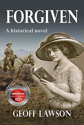 Book: Forgiven - A historical novel by Geoff Michael Lawson