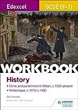Edexcel GCSE (9-1) History Workbook: Crime and Punishment in Britain, c1000-present and Whitechapel, c1870-c1900