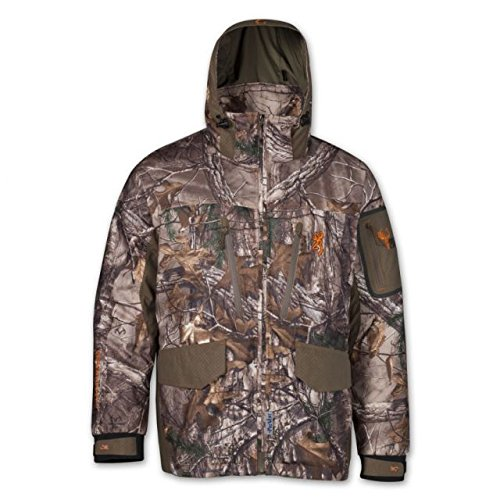 Browning Hell's Canyon 4-in-1 Primaloft Parka, Realtree Xtra, Large