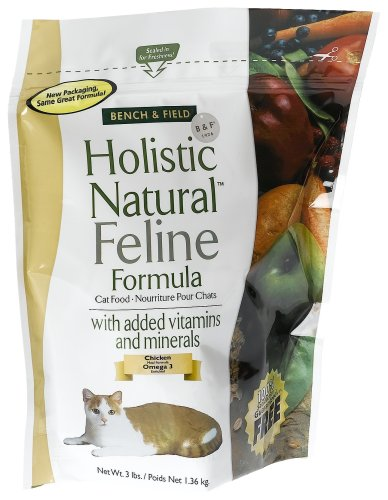 Bench & Field Holistic Natural Feline Formula