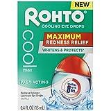 Rohto Maximum Redness Relief, 0.4 fl oz