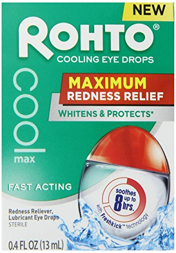 Rohto Redness Relief maximum