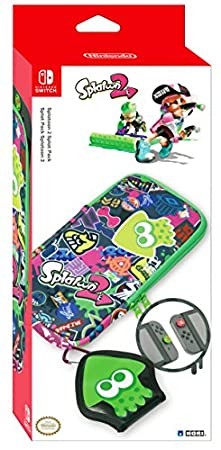 HORI Splatoon 2 Splat Pack for Officially Licensed - Nintendo Switch