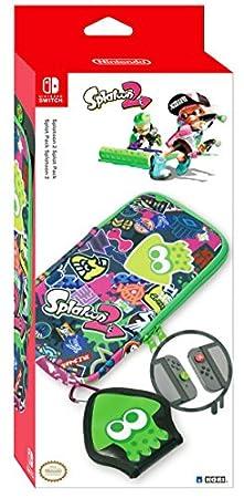 HORI Splatoon 2 Splat Pack for Officially Licensed - Nintendo Switch