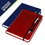 Dunamis Life Planner (Blue): Luxurious Undated Daily Organizer Journal for Time Management| Prioritize Daily Tasks, Make to-Do Lists & Increase Productivity | with 2 Bonuses- Bookmark & Beautiful Pen