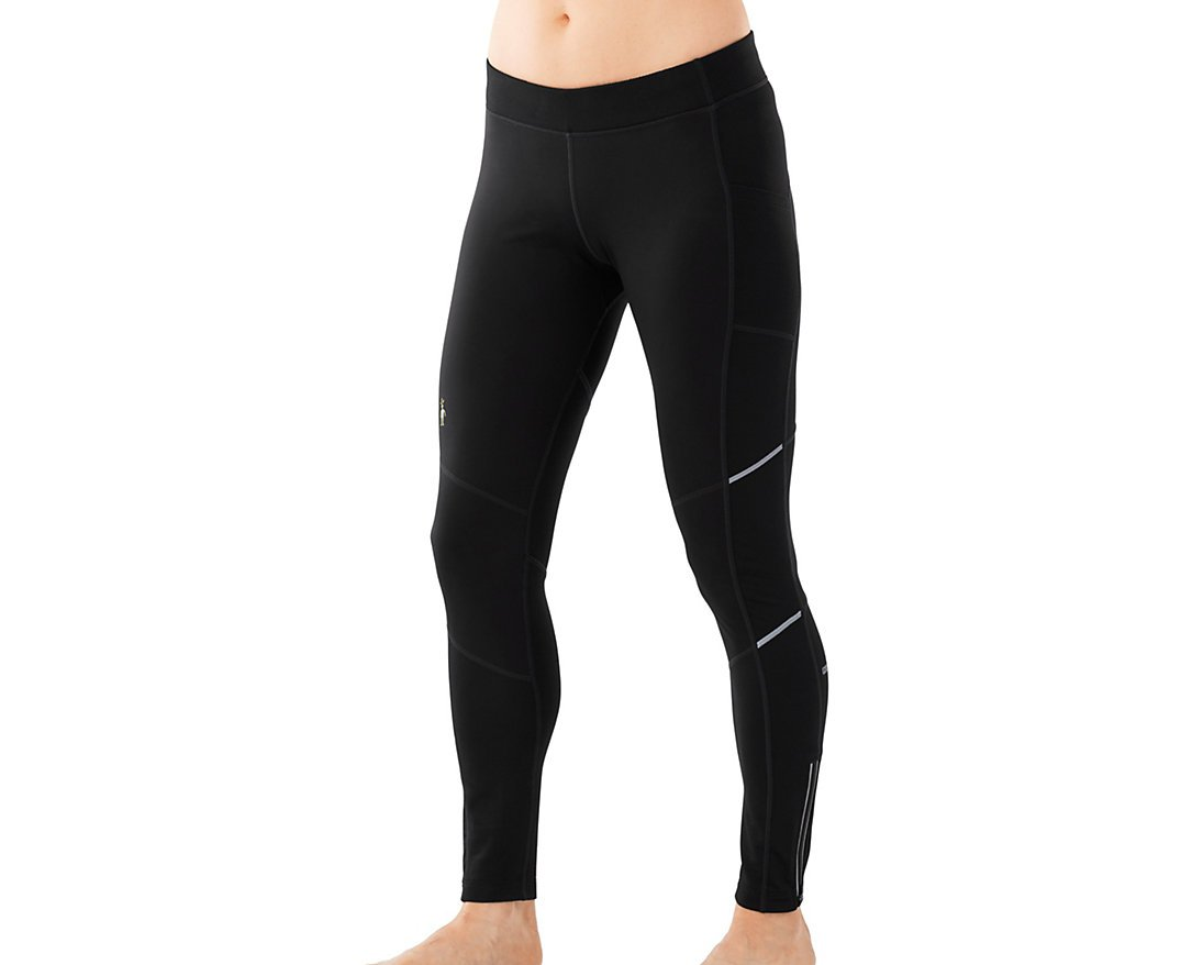 Smartwool Women's PhD Wind Tight (Black) Medium