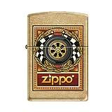 Zippo 50811128 Racing Car - Lighter motivo corsa automobilistica Size 35 x 1 x 55 cm