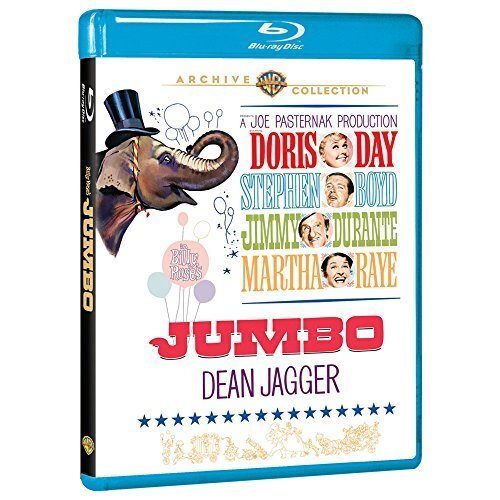 Billy Rose's Jumbo (BD) [Blu-ray] by Warner Archive