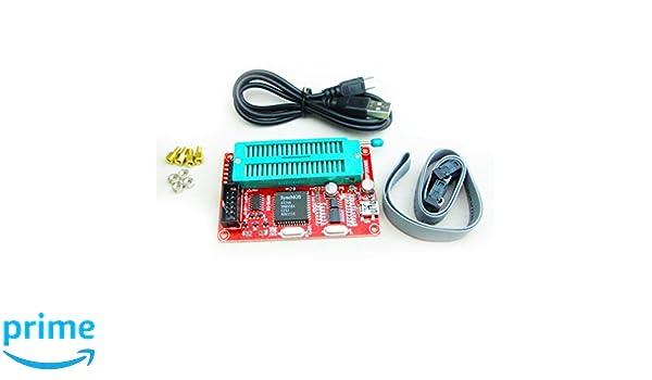 HiLetgo 51 Microcontroller Programmer SP200SE USB burner