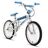 SE Bikes Ripper BMX Bike, Silver