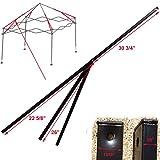 Ozark Traile 12 x 12 Canopy PEAK TRUSS BAR 53 1/8″ w/Support Rectangular Parts