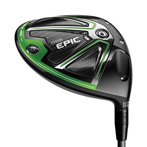 Callaway Golf 2017 Great Big Bertha Men's Epic Sub Zero Driver, Right Hand, Fujikura Pro Green, 60G, 45.5' Length, Regular, 10.5 Degrees