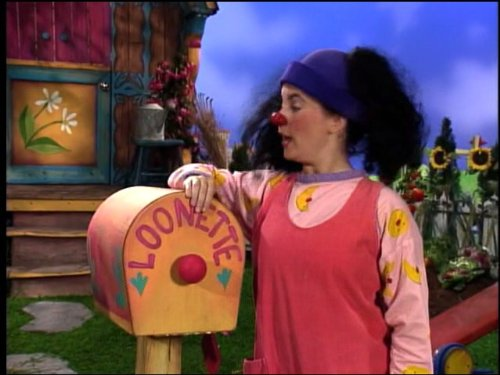 The Big Comfy Couch - Season 3 Episode 8 - All Over and Under (Couchs For Children)