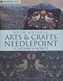 Arts & Crafts Needlepoint: 25 Needlepoint Projects